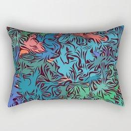 Oceanic Savannah Rectangular Pillow
