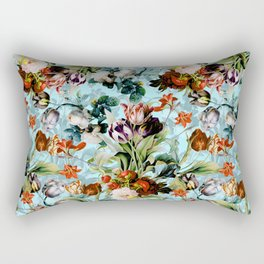 SUMMER BOTANICAL VI Rectangular Pillow