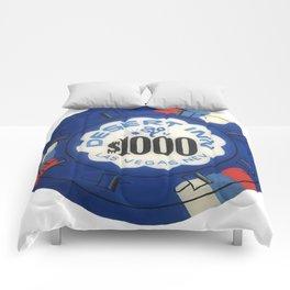Desert Inn - Casino Chip Series Comforters