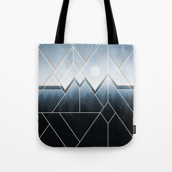 Fading North Tote Bag