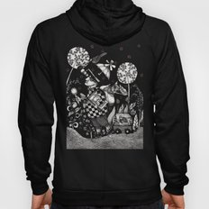 Mr. Hat goes to the Park Hoody