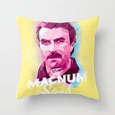 The Magnum Throw Pillow