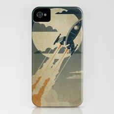 Night Launch iPhone (4, 4s) Slim Case