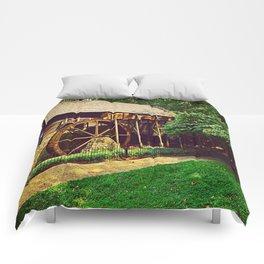 Gristmill - Charlottesville, Virginia Comforters