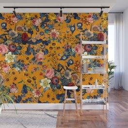 Summer Botanical Garden IX Wall Mural