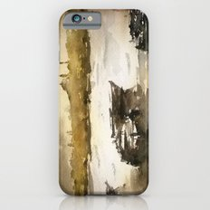 Istanbul in yellow Slim Case iPhone 6s