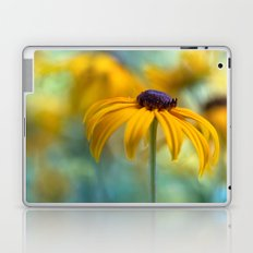 Black eyed Susan Laptop & iPad Skin