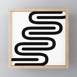 CHAIN OF FOOLS Framed Mini Art Print