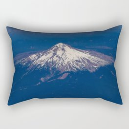 Pacific Northwest Aerial View - I Rectangular Pillow