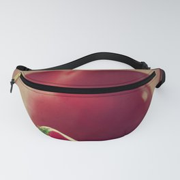 Hot red Pepper in still life Fanny Pack