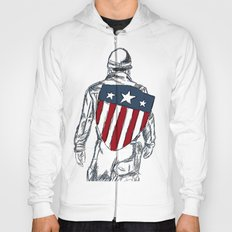 Captain America (Chris Evans) Hoody