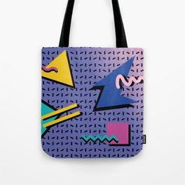 Memphis Pattern 9 - 90s - Retro Tote Bag