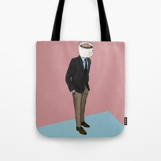 IT'S MORNING AND I THINK OF YOU Tote Bag