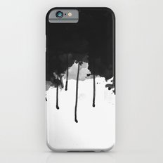 Spilled Ink Slim Case iPhone 6s