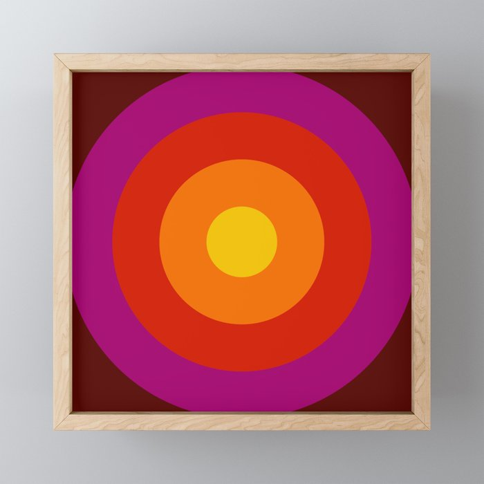 Braciaca Framed Mini Art Print