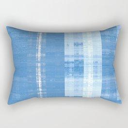 Pixel Sorting 111 Rectangular Pillow
