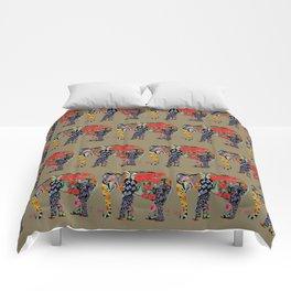 Ms. Ele Phant Comforters