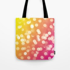 Lights & Gradients I Tote Bag