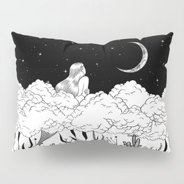 Moon River Pillow Sham