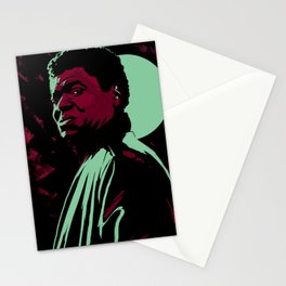 The Screaming Eagle of Soul Stationery Cards