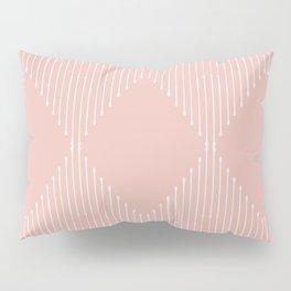 Geo / Blush Pillow Sham