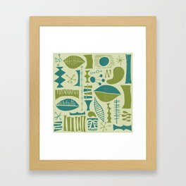 Merelava Framed Art Print