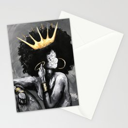 Naturally Queen VI Stationery Cards