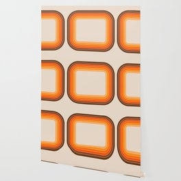 Tan Tunnel Wallpaper
