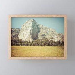 California Wilderness Framed Mini Art Print