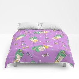 Chu Chu Angel : Pattern Print 3 Comforters