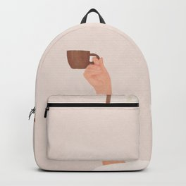 Good Peaceful Morning Backpack
