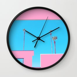 Room with a View Wall Clock