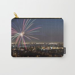 Fireworks. Carry-All Pouch
