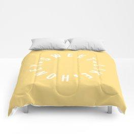 sweet like honey Comforters