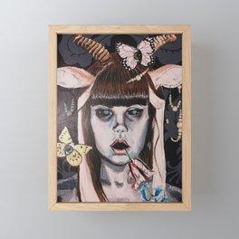 Beautiful & Terrible Framed Mini Art Print