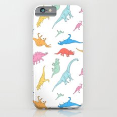 Dino Doodles Slim Case iPhone 6
