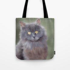 Misty Tote Bag