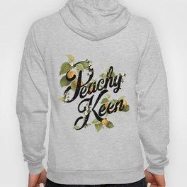Peachy Keen : Mint Hoody