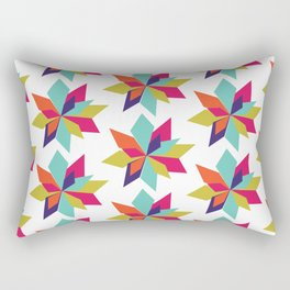 LA Stars - By Sew Moni Rectangular Pillow