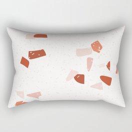Living Terrazzo Rectangular Pillow
