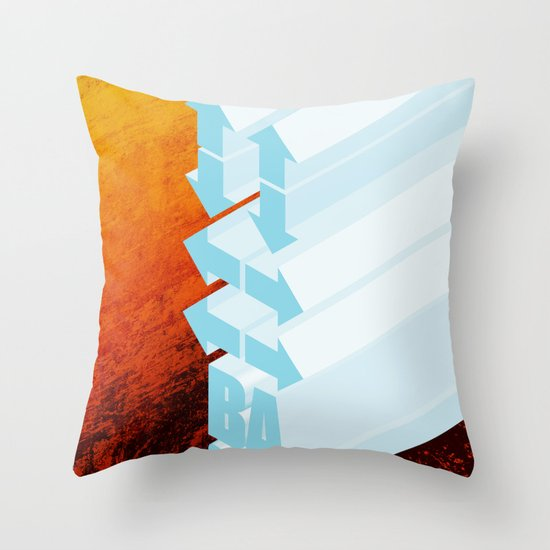 Respect the Code. Throw Pillow