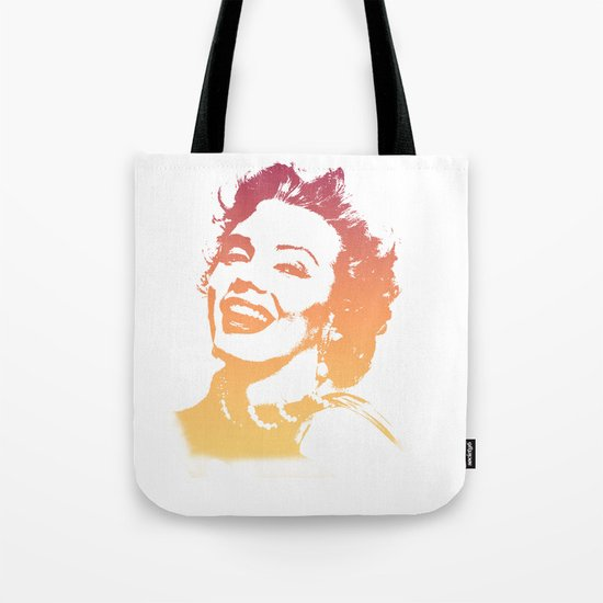 In her glory days Tote Bag