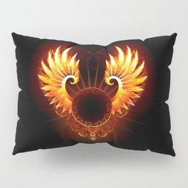 Wings Phoenix Pillow Sham