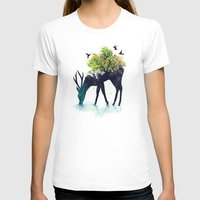 vintage T-shirts featuring Watering (A Life Into Itself) by Picomodi