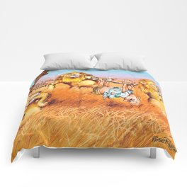 the prey Comforters