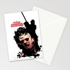 Leatherface: Monster Madness Series Stationery Cards