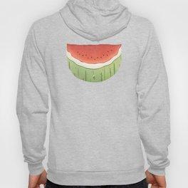 Fleshy Fruit (Watermelon) Hoody