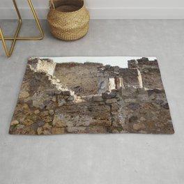 Pompeii Ancient Dwelling - 1 Rug