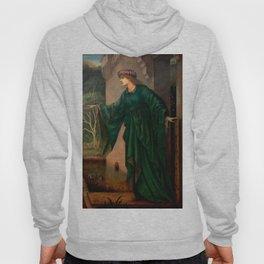 """Edward Burne-Jones """"The Pilgrim"""" Hoody"""