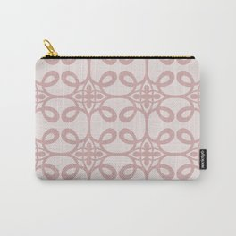 Pastel repeat pattern Carry-All Pouch